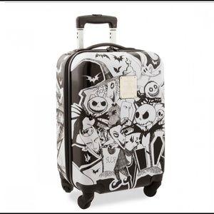 BRAND NEW Nightmare Before Christmas Luggage
